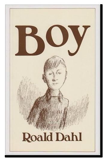 Book report writer roald dahl boy